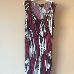 Attention bodycon dress